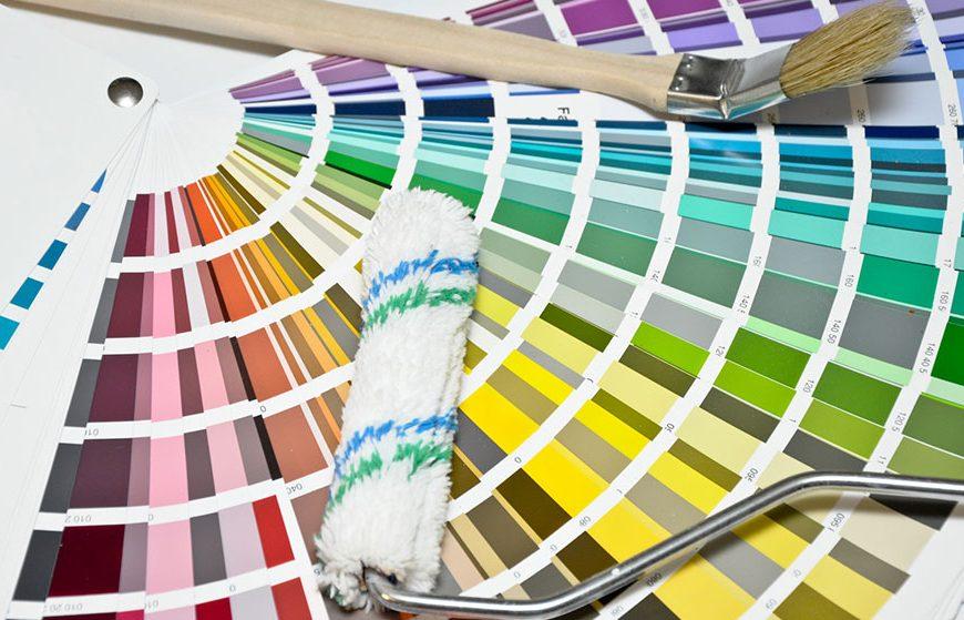 Farbtrends 2017 – Einfach ein Muss seit dem 1. Januar